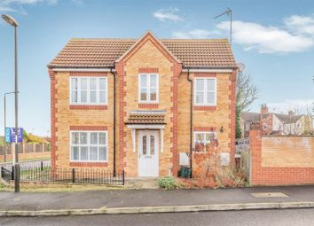 Thumbnail 2 bed semi-detached house to rent in Embankment Close, Shirebrook, Mansfield