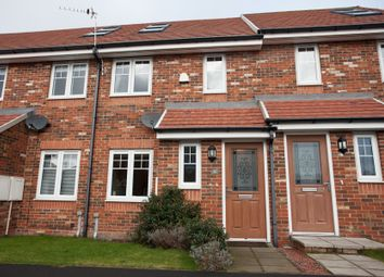 Thumbnail 3 bedroom town house for sale in Alnmouth Court, Newcastle