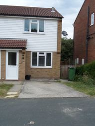 Thumbnail 2 bed semi-detached house to rent in Warren Close, St. Leonards-On-Sea
