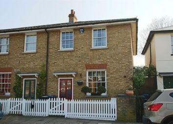 Thumbnail 3 bed end terrace house for sale in Forty Hill, Enfield