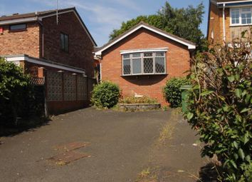 Thumbnail 1 bed bungalow to rent in New Street, Quarry Bank, Brierley Hill, West Midlands