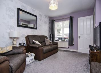 Thumbnail 2 bed terraced house for sale in Foxes Rake, Cannock
