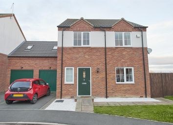 Union Mill Close, Earl Shilton, Leicester LE9. 4 bed detached house for sale
