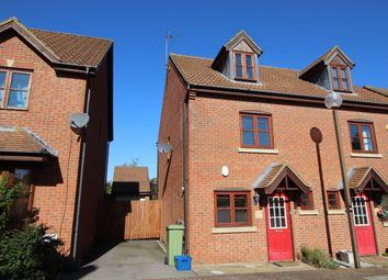 Thumbnail 3 bed semi-detached house to rent in Berrington Grove, Westcroft, Milton Keynes