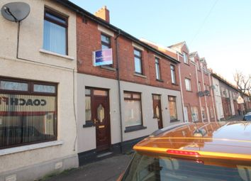 Thumbnail 2 bed terraced house for sale in Donegall Avenue, Belfast