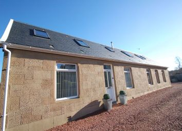 Thumbnail 4 bed semi-detached house for sale in New Trows Road, Lesmahagow, Lanark