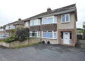 Thumbnail 5 bedroom semi-detached house for sale in Dunster Road, Keynsham