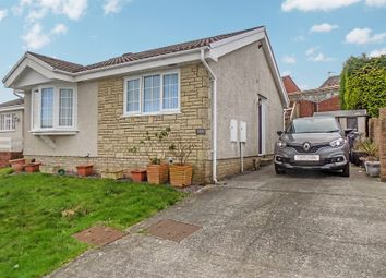 Thumbnail 2 bed semi-detached bungalow for sale in Ridgewood Gardens, Cimla, Neath, Neath Port Talbot.