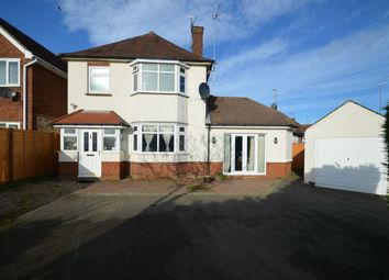 Thumbnail 3 bed detached house for sale in Morris Avenue, Rushden