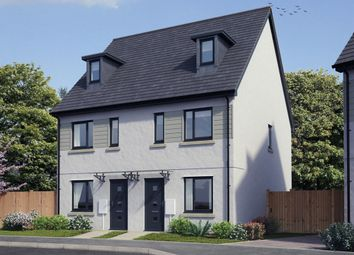 "Thumbnail 3 bed end terrace house for sale in ""The Bickleigh"" at Broxton Drive, Plymstock, Plymouth"