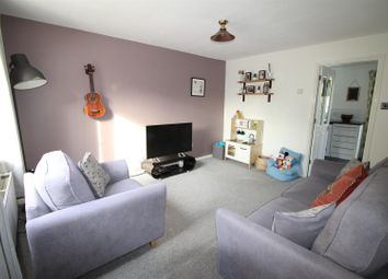 Thumbnail 2 bed terraced house for sale in Manor Park, St. Brides Wentlooge, Newport