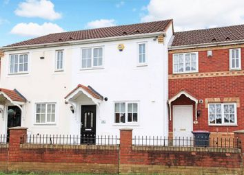 Thumbnail 2 bed terraced house for sale in Hunters Rise, Lawley Bank, Telford