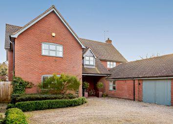 Thumbnail 5 bed detached house for sale in Brook Lane, Framlingham, Woodbridge