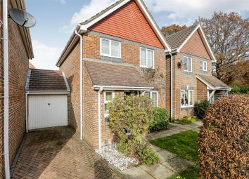 Thumbnail 3 Bedroom Link Detached House For Sale In Swift Close Burgess Hill