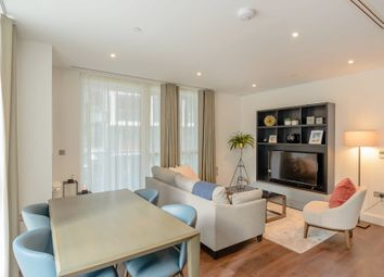 Thumbnail 2 bed flat to rent in Ostro Tower, Chelsea Harbour Drive