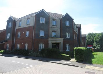 Thumbnail 2 bed flat for sale in Wedderburn Avenue, Beggarwood, Basingstoke