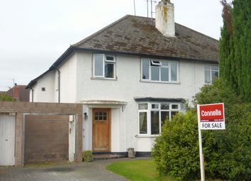 Thumbnail 3 bed semi-detached house for sale in Kings Acre Road, Hereford