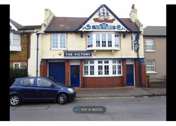 Thumbnail 1 bed flat to rent in William Road, Sutton