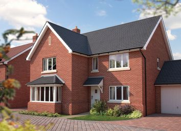 "Thumbnail 5 bed detached house for sale in ""The Arundel"" at Bridge Road, Bursledon, Southampton"