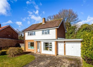 Thumbnail 3 bed detached house for sale in Windmill Close, Horsham, West Sussex