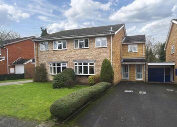 Thumbnail 4 bedroom semi-detached house for sale in Corve Gardens, Tettenhall, Wolverhampton