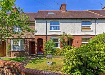 Thumbnail 4 bedroom terraced house to rent in Watling Street, St Albans, Hertfordshire