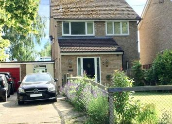 Thumbnail 3 bed link-detached house for sale in Little Yeldham, Halstead, Essex