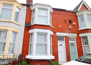 Thumbnail 3 bedroom terraced house to rent in Blythswood Street, Aigburth, Liverpool