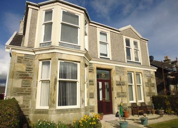 Thumbnail 3 bed flat for sale in 8, Wyndham Park, Rothesay, Isle Of Bute