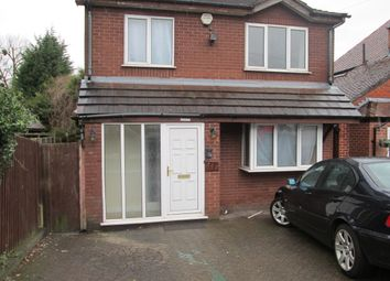 Thumbnail 1 bed flat to rent in Vicarage Road, Kings Heath, Birmingham