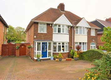 Thumbnail 3 bed semi-detached house for sale in Stanton Road, Burton-On-Trent