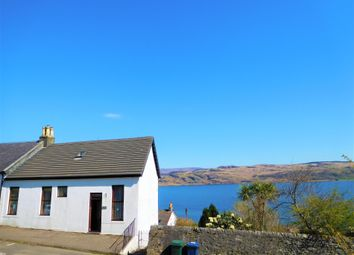 Thumbnail 3 bedroom semi-detached house for sale in Piermount, Kames, Tighnabruaich