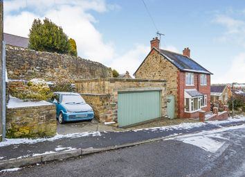 Thumbnail 3 bed detached house for sale in Church Street, Fritchley, Belper