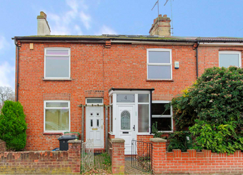Thumbnail 2 bed end terrace house for sale in Brownlow Road, Borehamwood