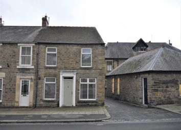 Thumbnail 3 bed end terrace house to rent in Front Street, Stanhope, Bishop Auckland