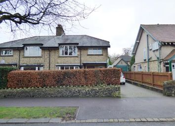 Thumbnail 3 bedroom semi-detached house for sale in Mosley Road, Buxton, Derbyshire