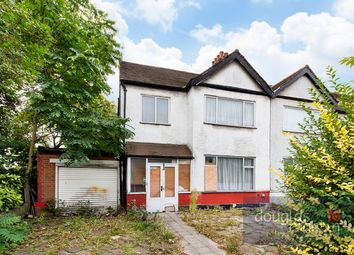 Thumbnail 3 bed end terrace house for sale in Hendon Way, London