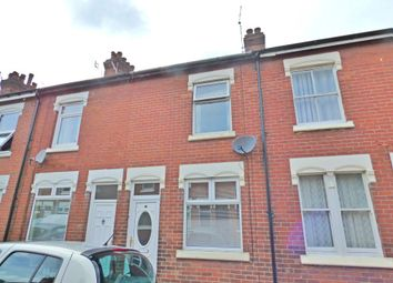 Thumbnail 2 bed terraced house to rent in Coronation Road, Hartshill, Stoke-On-Trent