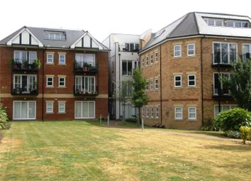 Thumbnail 2 bedroom flat for sale in Monroe House, 12-16 Church Hill, Loughton, Essex