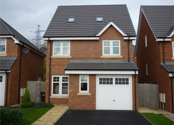 Thumbnail 4 bedroom detached house to rent in Claybrook Close, Atherton, Manchester
