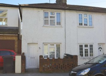 Thumbnail 2 bed end terrace house for sale in West Street, Croydon