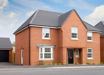 "Thumbnail 4 bedroom detached house for sale in ""Winstone"" at Ellerbeck Avenue, Nunthorpe, Middlesbrough"
