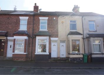 Thumbnail 2 bed terraced house for sale in Blyth Street, Nottingham