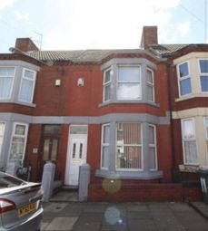 Thumbnail 2 bed terraced house to rent in Mossley Road, Tranmere, Birkenhead