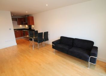 Thumbnail 2 bedroom flat to rent in Armouries Way, Hunslet, Leeds