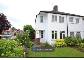 Thumbnail 3 bed semi-detached house to rent in Imperial Drive, Harrow