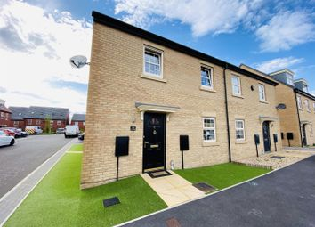 Thumbnail 2 bed semi-detached house for sale in Stoborough Crescent, Featherstone