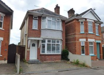 Thumbnail 3 bedroom detached house for sale in Strouden Road, Winton, Bournemouth