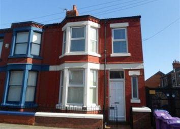 Thumbnail 3 bedroom terraced house to rent in Fareham Rd L7, 3 Bed Ter
