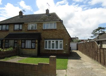 Thumbnail 3 bed semi-detached house to rent in Esher Grove, Waterlooville